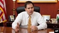Marko Rubio, respublikachi senator