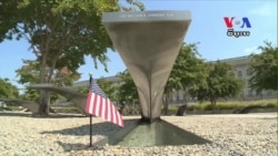 Pentagon Memorial Stands Tribute 15 Years After Terror Attack