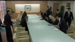 2012-10-15 美國之音視頻新聞: 美日高層官員討論地區領土主權紛爭