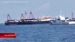 Philippines phát hiện tàu dân quân Trung Quốc tại Bãi Sa Bin