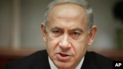 بنیامین نتنیاهو، صدر اعظم اسراییل