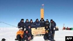 Российские ученые добрались до озера Восток в Антарктиде