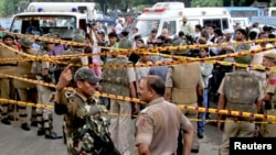 An explosion outside the New Delhi High Court in India on September 7th killed at least 11 people and injured over 70.