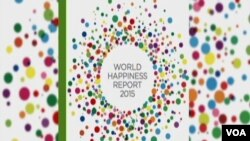 World Happiness Report 2015.