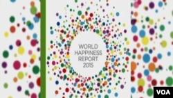 World Happiness Report 2015.