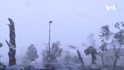 Michael Kasırgası Karaya Ulaştı