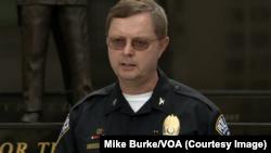 Arlington County Police Chief Jay Farr