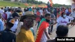 Hiriira mormii Oromoo,MN,Waxabajjii 1,2020