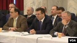 Congress extremism/Albania