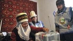 المازبک اتامبايف برنده انتخابات رياست جمهوری قرقيزستان اعلام شد
