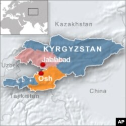 Political Instability, Economic Woes Fuel Kyrgyz Interethnic Unrest