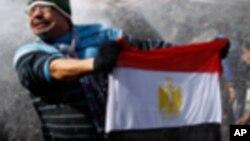 امتناع قوای نظامی مصر از استفاده قوا علیۀ اعتراض کنندگان