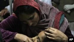 پشاور: بم دھماکوں میں دو خواتین ہلاک