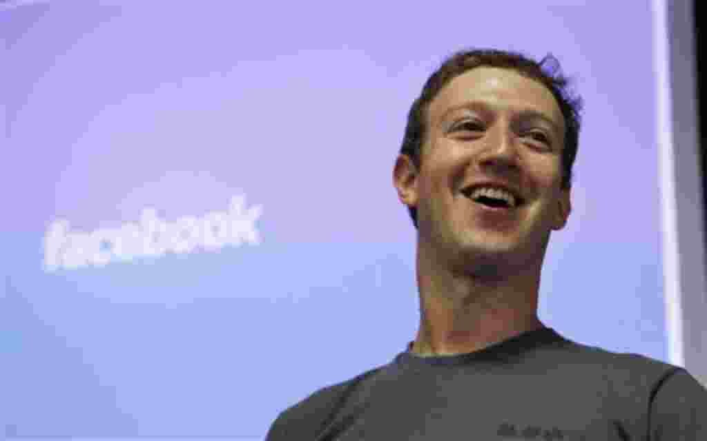 Mark Zuckerberg, presidente y fundador de Facebook.
