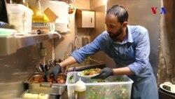 Festival de Alimentação de Refugiados em 13 cidades europeias