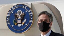 Ngoại trưởng Hoa Kỳ Antony Blinken.