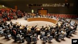 عمس آرشیوی از نشست شورای امنیت سازمان ملل متحد