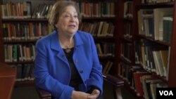 Anđela Stent, direktorka Centra za Evroaziju, Rusiju i Istočnu Evropu na Univerzitetu Džoržtaun i visoka saradnica Instituta Brukings u Vašingtonu