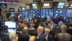 Резкое снижение биржевых индексов на мировых рынках