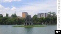 VN sẽ mua hệ thống hút bùn của Đức để làm sạch hồ Hoàn Kiếm