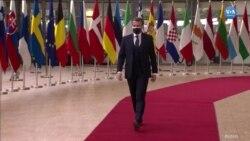 Macron'un Corona Testi Pozitif Çıktı