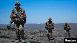 Militares franceses no Mali