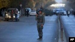 چارواکي وايي افغان امنیتي ځواکونو سیمې ته رسیدلي دي.