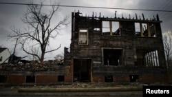 Michigan shtatidagi Detroyt bir paytlar aholisi 1,8 million kishilik ko'rkam shahar edi.