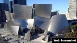 Los Anceles şəhərində yerləşən Uolt Disney Konsert Zalı