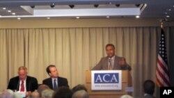 La Asociación de Control de Armas expresó su respaldo al pacto nuclear con Irán.