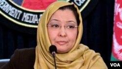 ثریا دلیل، وزیر صحت عامه افغانستان