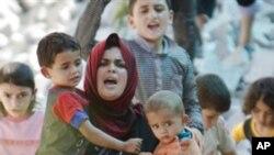 مشرق وسطیٰ کے پناہ گزینوں کے مسائل میں اضافہ