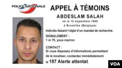 حمله کننده مشکوک حملات پاریس