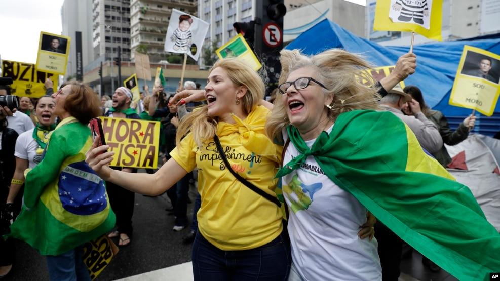 Rousseff: do të jem një zë i fortë i opozitës