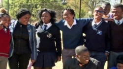 ВИЧ-инфицированные подростки в ЮАР