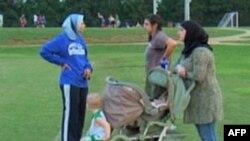 Muslimani koji žive u Marfisborou