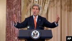 El secretario John Kerry viaja hoy a Colombia y Perú.