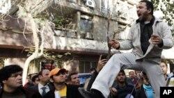 利比亚抗议活动升级