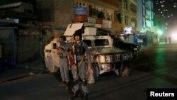 وزارت داخله افغانستان گفته است که در این رویداد ۴ تن کشته و ۸ تن خمی شده اند.