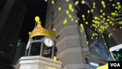 香港新年活动市民希望寻求共识