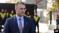 Ministri i Brendshëm i Serbisë