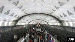Hệ thống tàu điện ngầm của Moscow là một trong những hệ thống giao thông ngầm nổi tiếng nhất thế giới