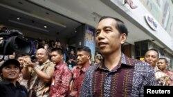 印度尼西亞總統維多多(資料圖片)