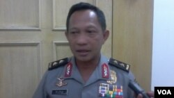Kapolda Metro Jaya, Irjen Polisi Tito Karnavian (foto: Andylala/VOA).