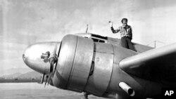 Amelia Earhart แรงบันดาลใจของคุณยาย Mary Moe