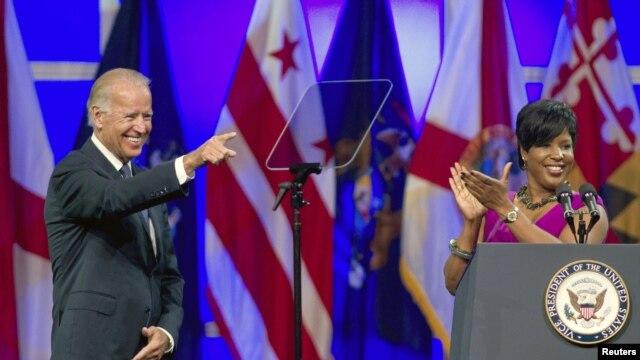 Potpredsednik SAD Džo Bajden na konvenciji NAACP