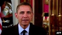 Trong bài diễn văn hàng tuần, ông Obama nói rằng ngày Lễ Lao động sắp tới là một cơ hội để tái khẳng định cam kết đối với người lao động ở Mỹ.