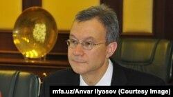 Daniel Rozenblum, AQShning Markaziy Osiyo bo'yicha bosh diplomati