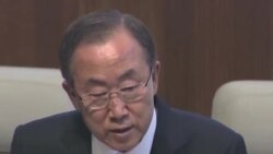 Consejo de Seguridad de la ONU analiza opciones en Siria