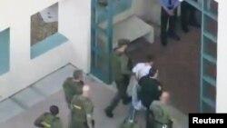 """نیکولاس کروز که به """"قتل عمد"""" متهم شده است، قبلاً بدلیل بی انضباطی از مکتب اخراج شده بود"""